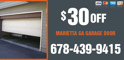 Marietta GA Garage Door Coupon
