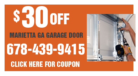 Marietta GA Garage Door Offer