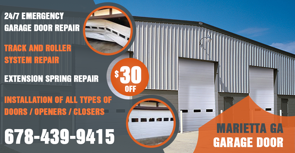 marietta ga commercial garage door